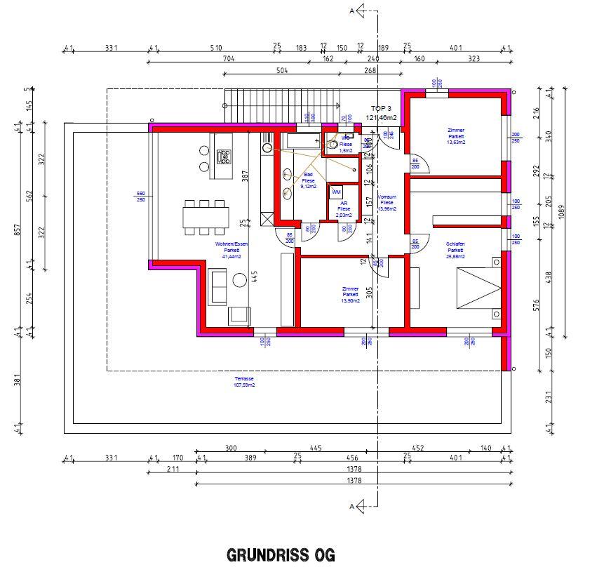 Hafnerstraße B&I Bau GmbH _plan 1
