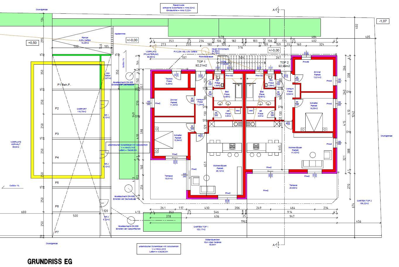 Hafnerstraße B&I Bau GmbH _plan 2